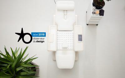 Label Observeur du Design 2018